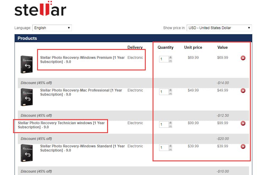 65% Off Coupon] Stellar Windows Data Recovery Promo